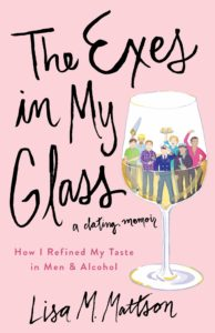 The Exes in My Glass book cover divorce memoirs