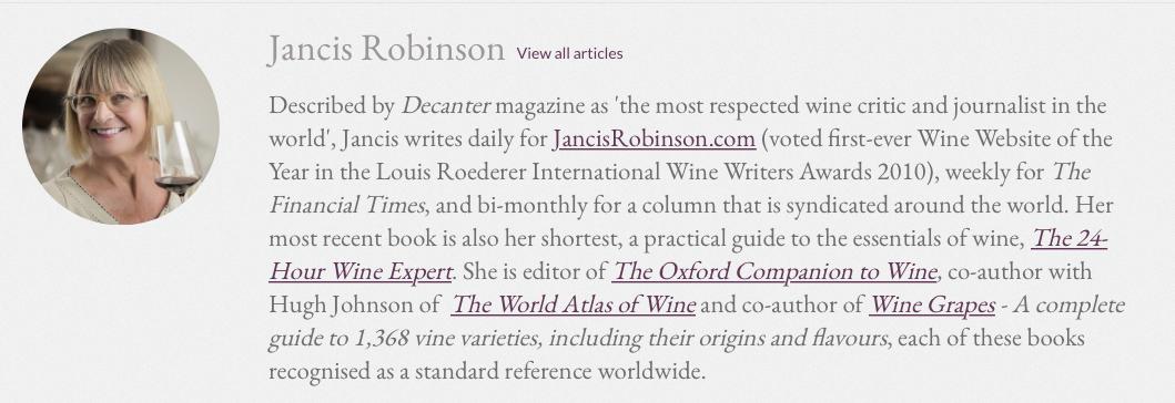 JancisRobinson.com